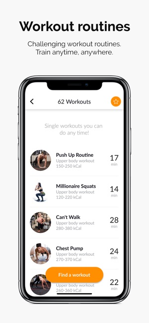 Madbarz: Bodyweight Workouts Screenshot