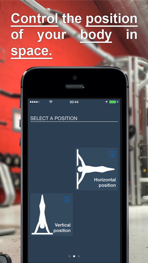 ‎U-StanD - Workout Body Control Screenshot