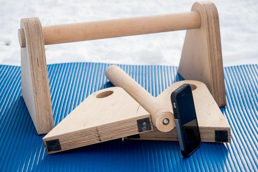 Warum das Training mit Parallettes einfach gut ist