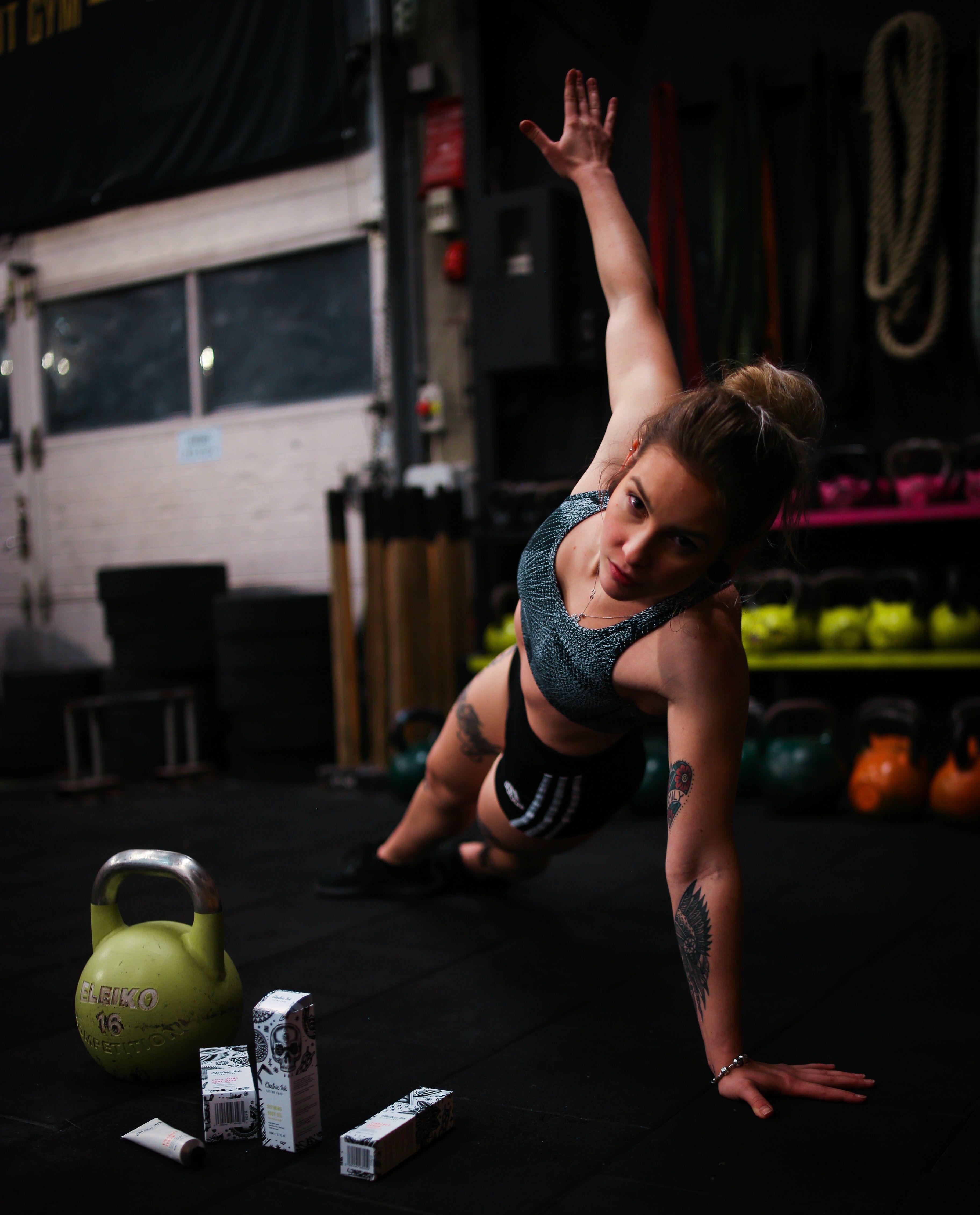 Hypertrophie statt Krafttraining für größere Muskeln und Muskelaufbau