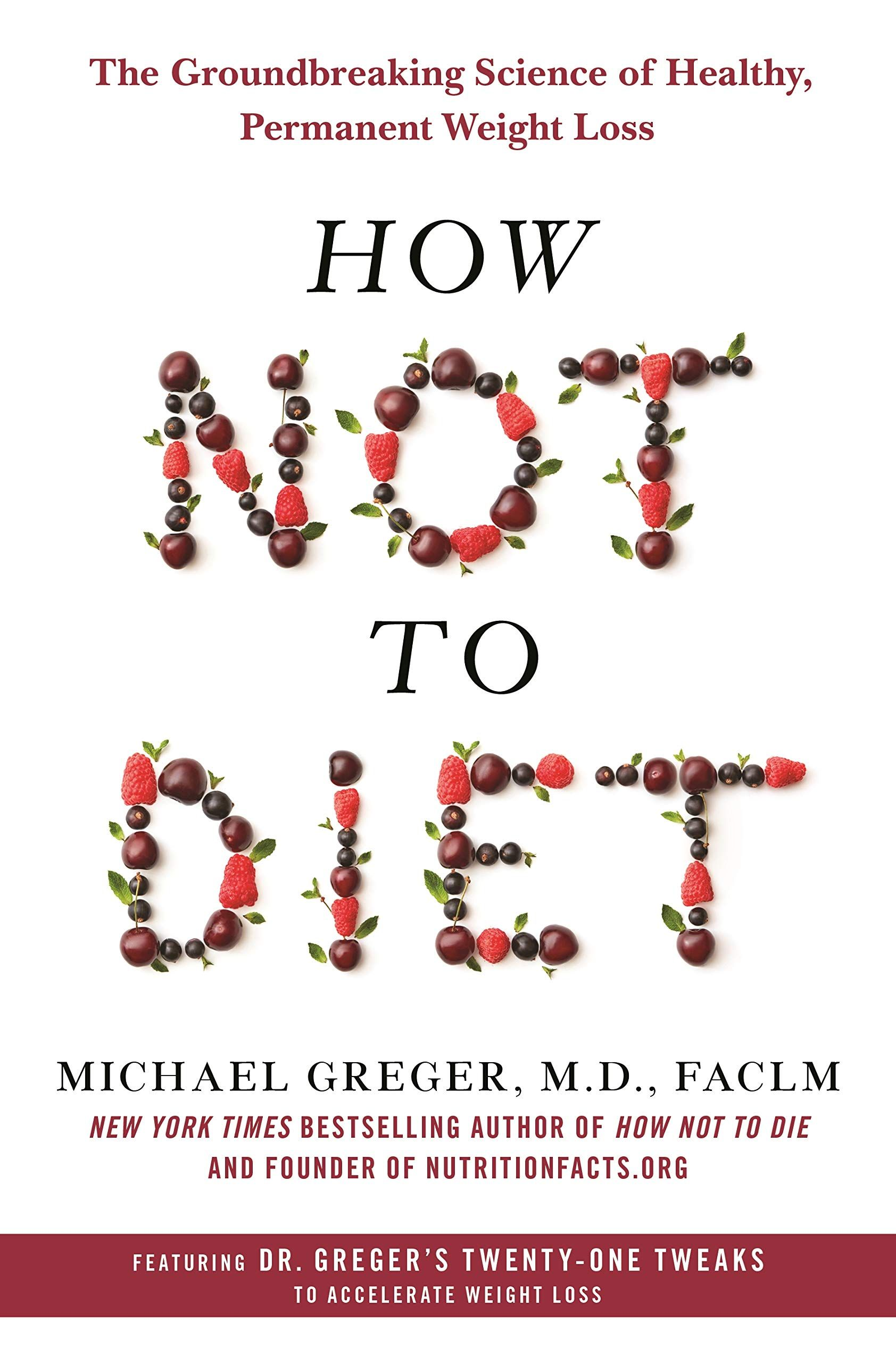 Buchvorstellung: How Not To Diet